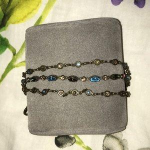 3-chain bracelet